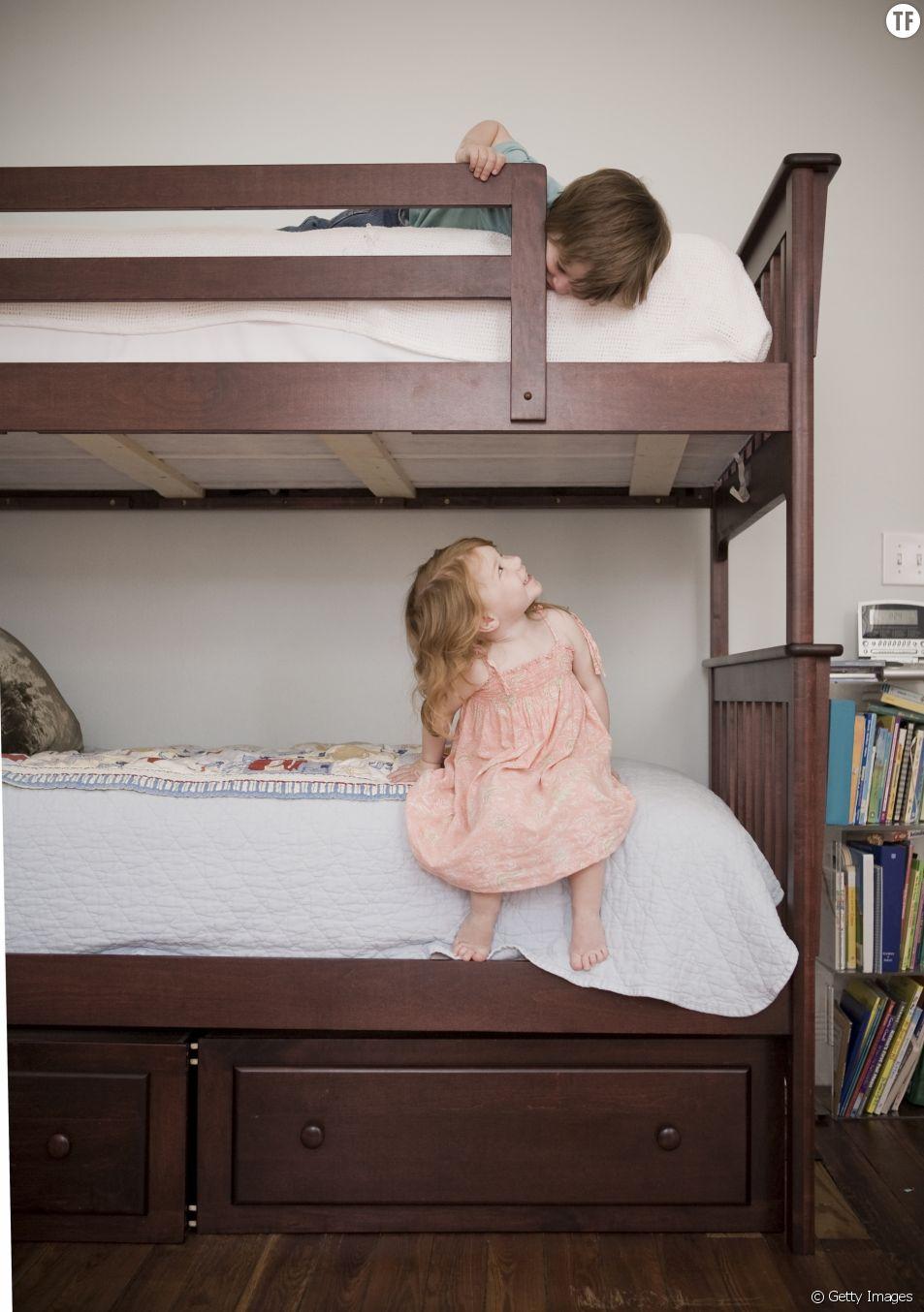 Comment aménager une chambre pour deux enfants