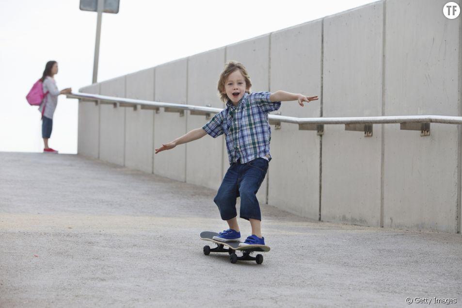 Il faut laisser nos enfants prendre plus de risques