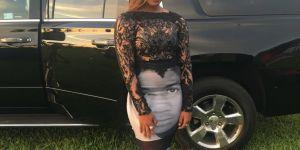 Pourquoi la robe du bal de promo de cette lycéenne fait le buzz