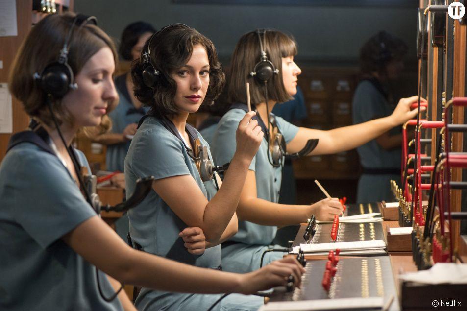 Las Chicas del Cable, nouvelle série espagnole de Netflix