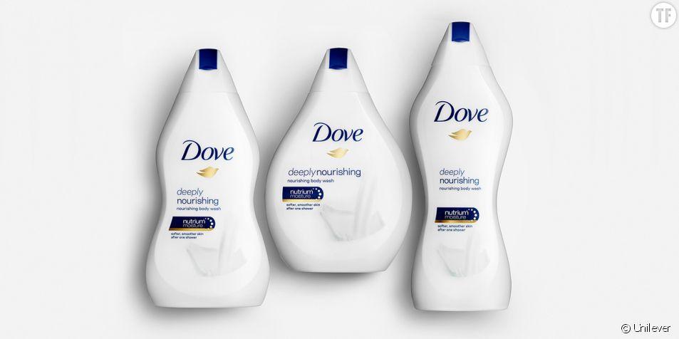 Dove crée des bouteilles célébrant les courbes féminines : une fausse bonne idée