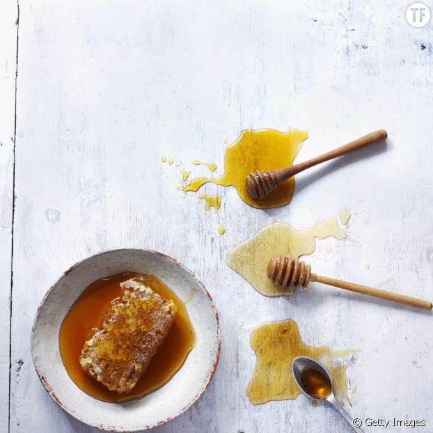 Masque au miel pour les cheveux