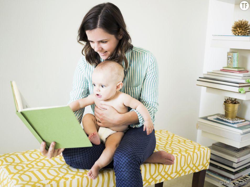 Lire aux bébés leur offrirait de sacrés avantages par la suite