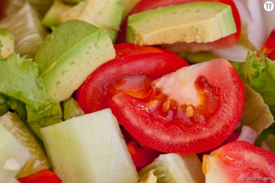La salade la plus appréciée sur Pinterest