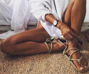 Les 6 paires de sandales incontournables de l'été 2017