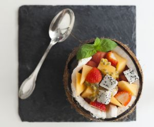 3 recettes de salades de fruits originales et délicieuses