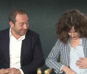 Marie-Francine, interview