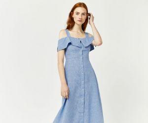 20 robes à épaules dénudées pour être à la pointe du style cet été