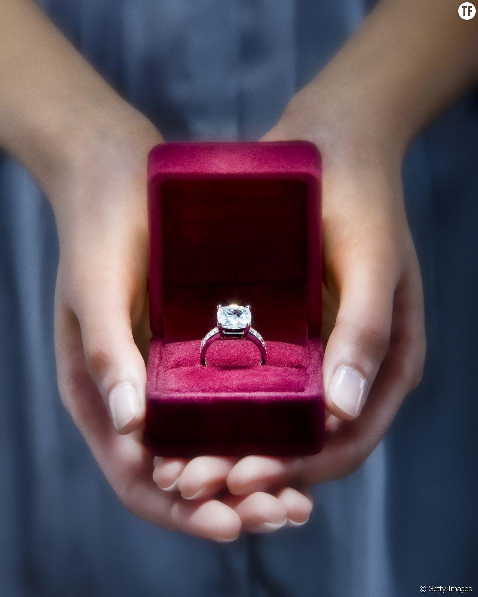 Voici la bague de fiançailles la plus épinglée sur Pinterest