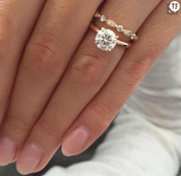 La bague de fiançailles la plus populaire de Pinterest