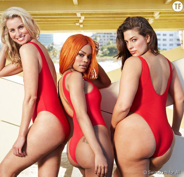Les mannequins plus size sont bons pour la santé des femmes