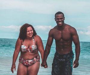 La photo de ce couple en maillot a fait le buzz pour une très bonne raison