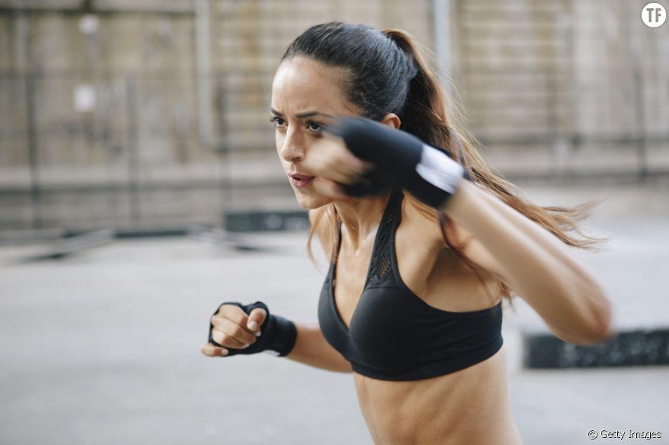 10 minutes de shadow-boxing pour muscler ses abdominaux et ses bras