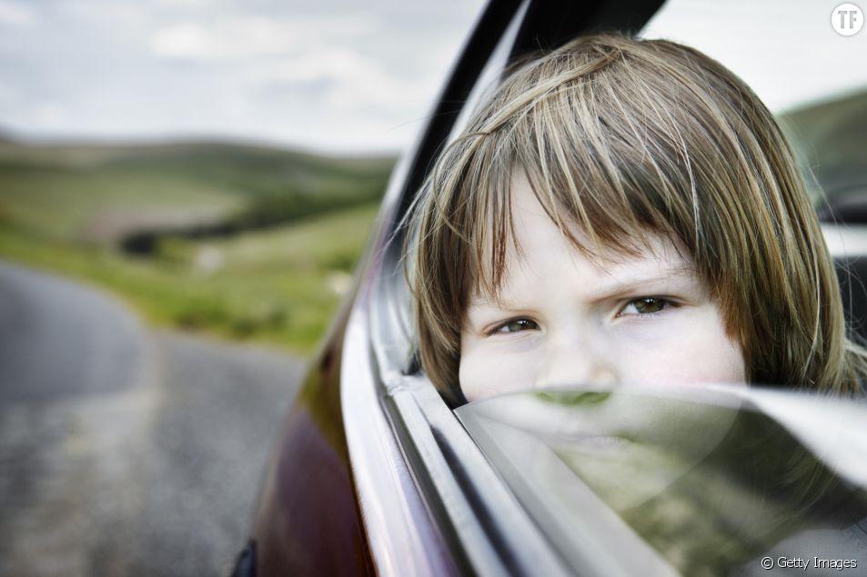 Les trajets en voiture trop polluants pour les enfants