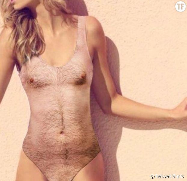Ce maillot de bain poilu horrifie Internet