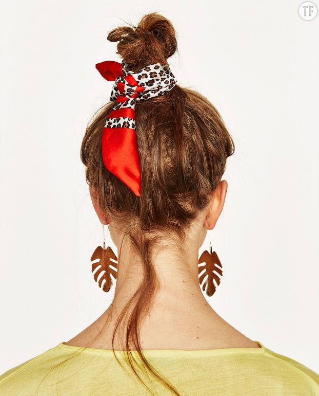 Foulard cheveux Zara