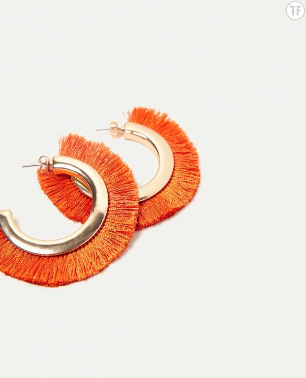 Boucles d'oreille Zara