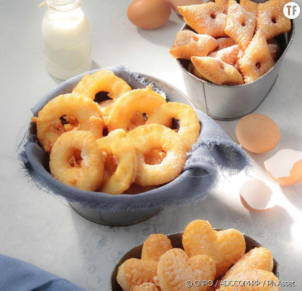 Recette des beignets aux pommes la recette inratable - La ferme aux beignets ...