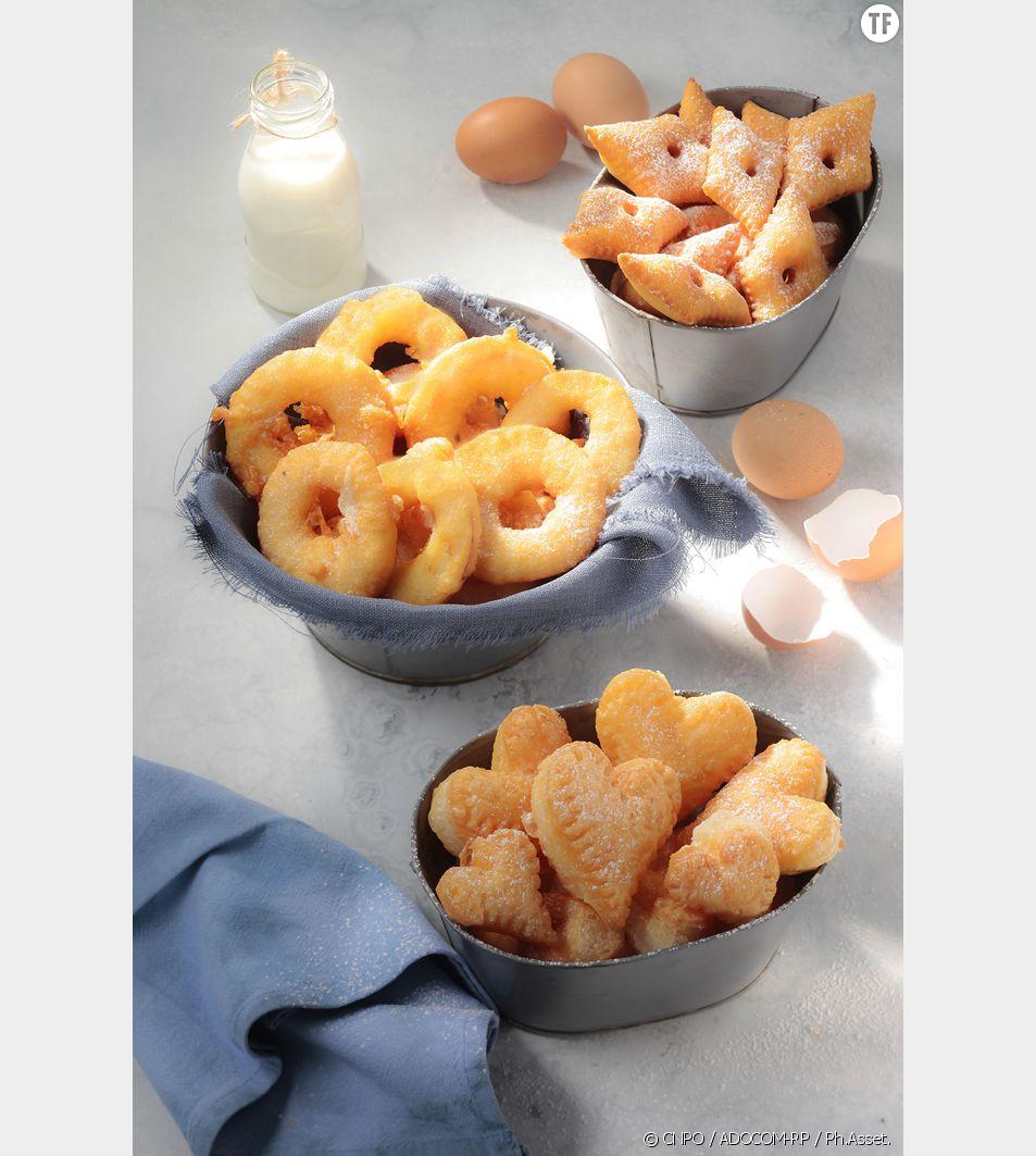 La recette des beignets aux pommes