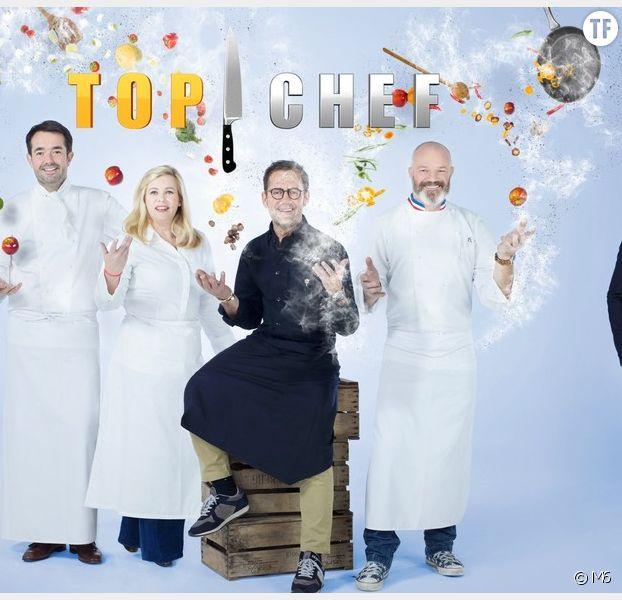 Top Chef 2018 en replay