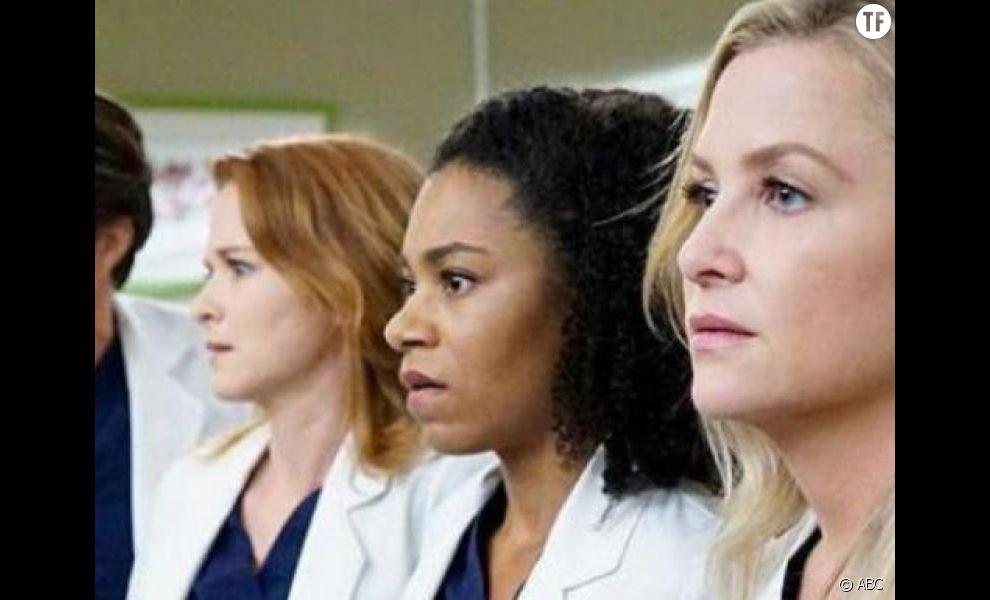 """Miranda a été victime d'une crise cardiaque dans l'épisode 13 de la saison 14 de """"Grey's Anatomy"""""""
