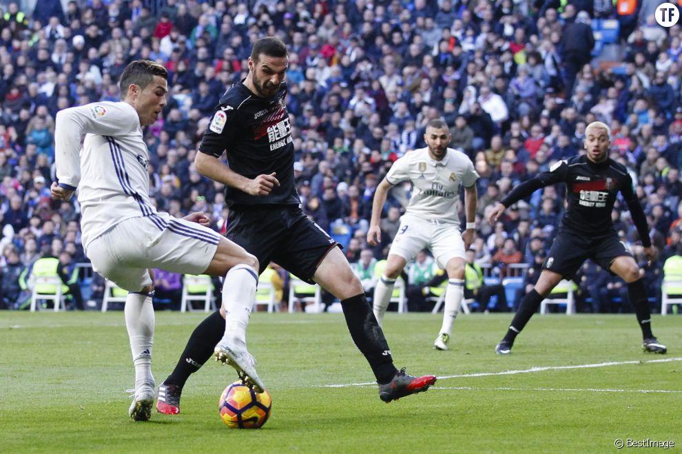 Cristiano Ronaldo et le Real Madrid