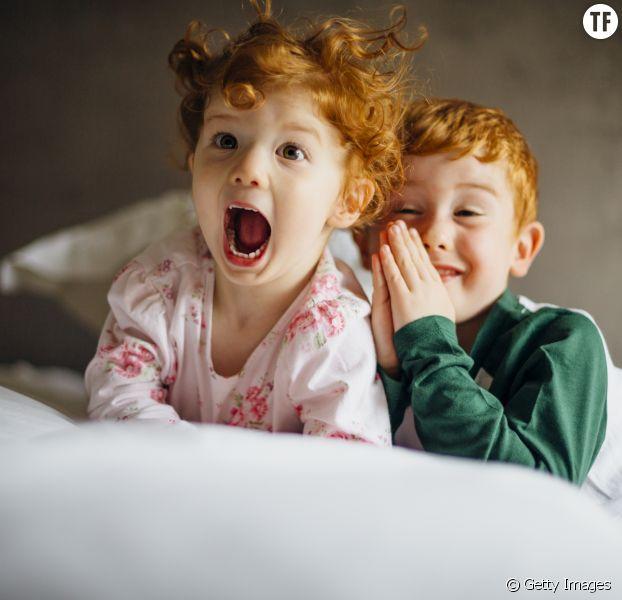 Jalousie entre frères et soeurs
