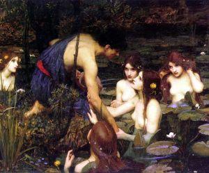Un musée britannique censure une peinture représentant des femmes nues