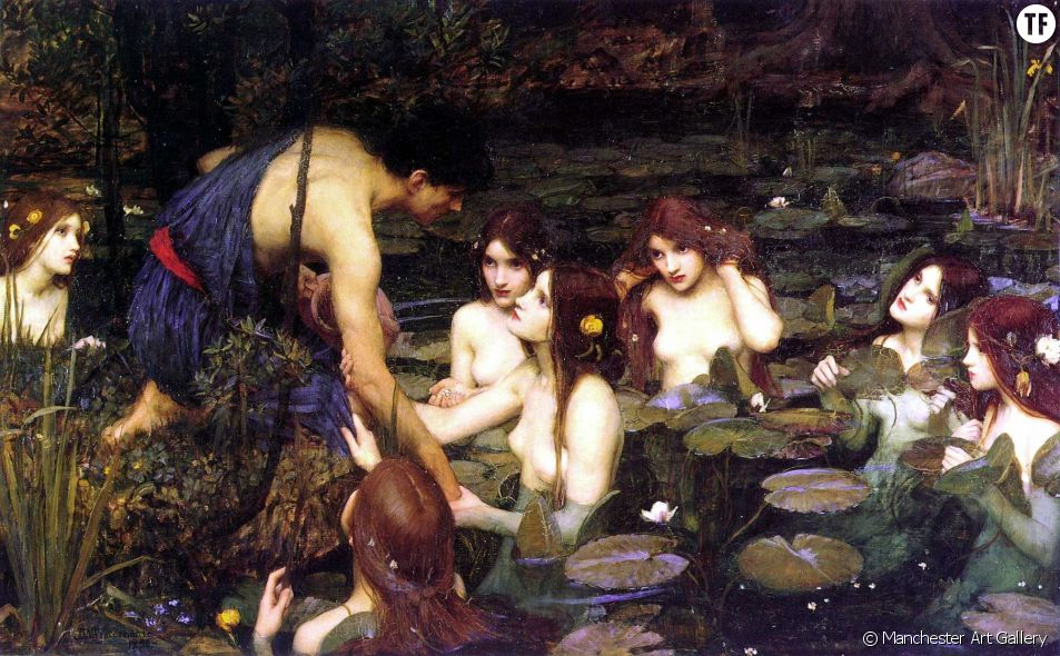 Un musée britannique censure une oeuvre avec des femmes nues