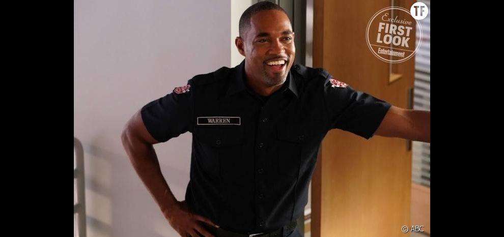 Ben Warren dans Station 19 et Grey's Anatomy