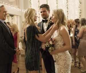 Le mariage de Felicity et Oliver