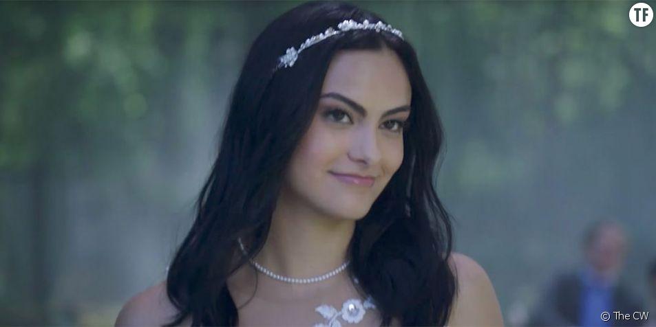 Riverdale saison 2 : Camila Mendes (Veronica Lodge) révèle son étonnant secret pour être bien dans sa peau