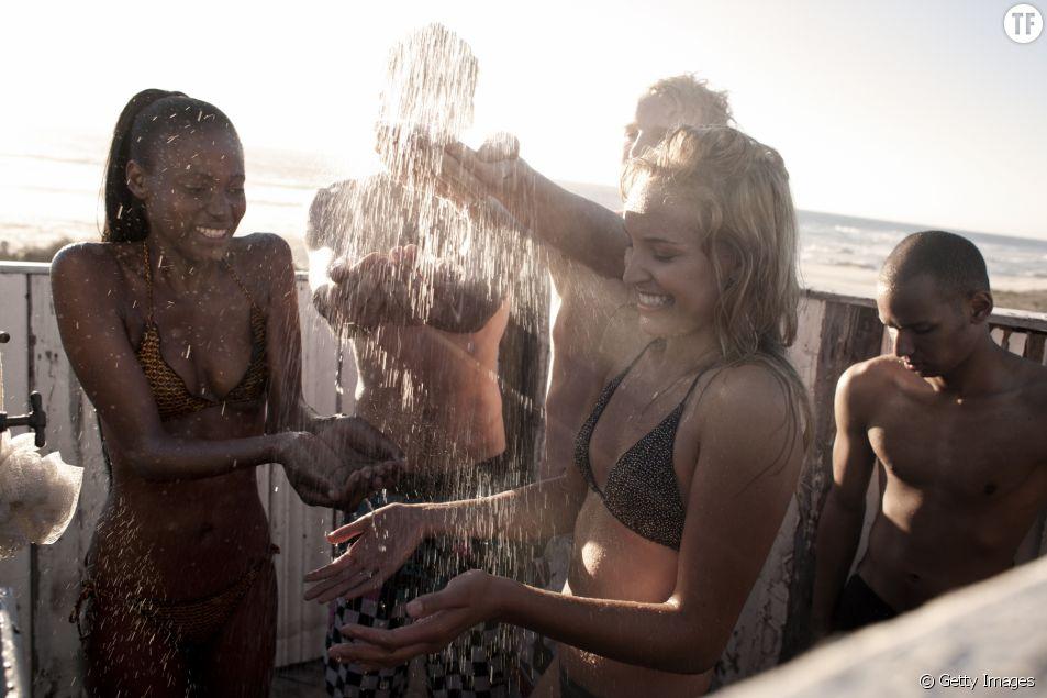 Afrique du Sud : une playlist écolo pour économiser l'eau de la douche