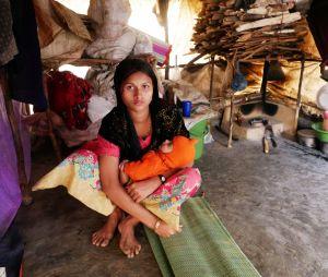 Une artiste aide les femmes Rohingyas à se reconstruire grâce à la peinture