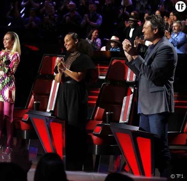 Un million de téléspectateurs en moins devant The Voice — Télévision