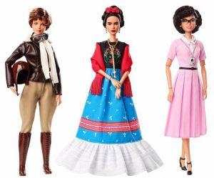 Mattel lance 14 nouvelles poupées Barbie inspirées d'icônes féministes