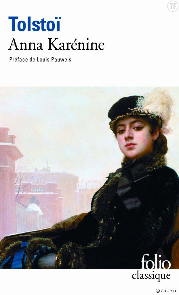 Anna Karénine, de Léon Tolstoy (1877)
