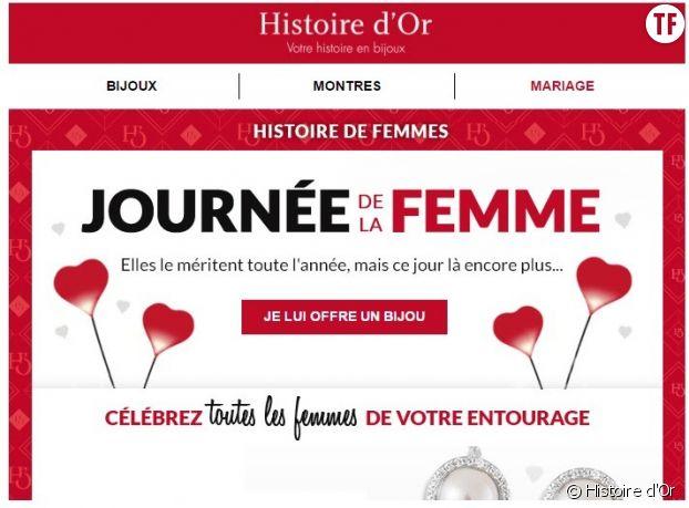 Journée internationale des droits des femmes : florilège des pubs sexistes repérées sur le net