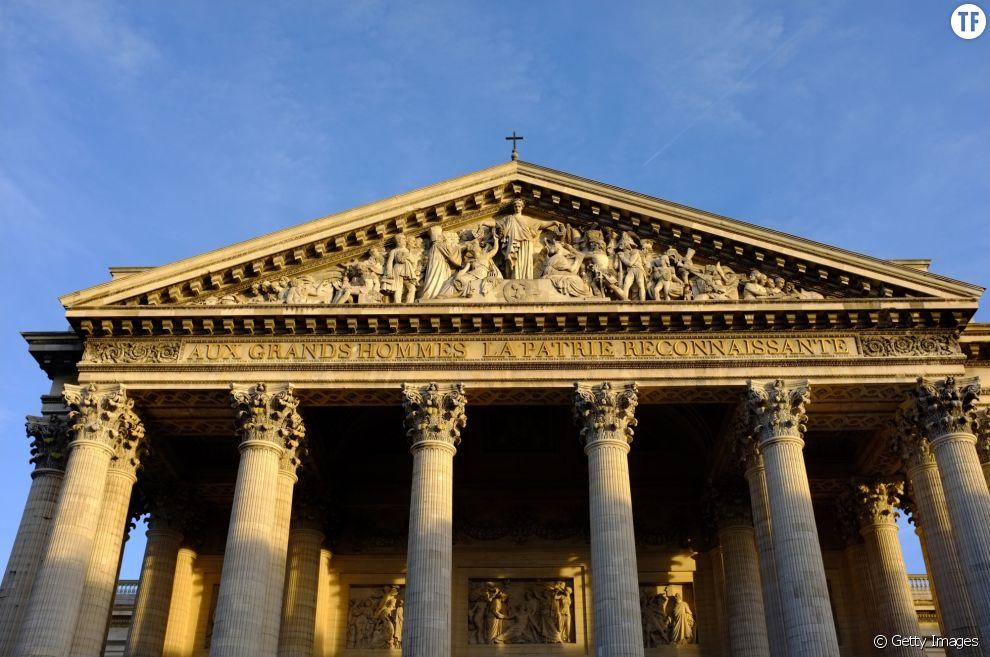 Qui sont les quatre femmes inhumées au Panthéon ?