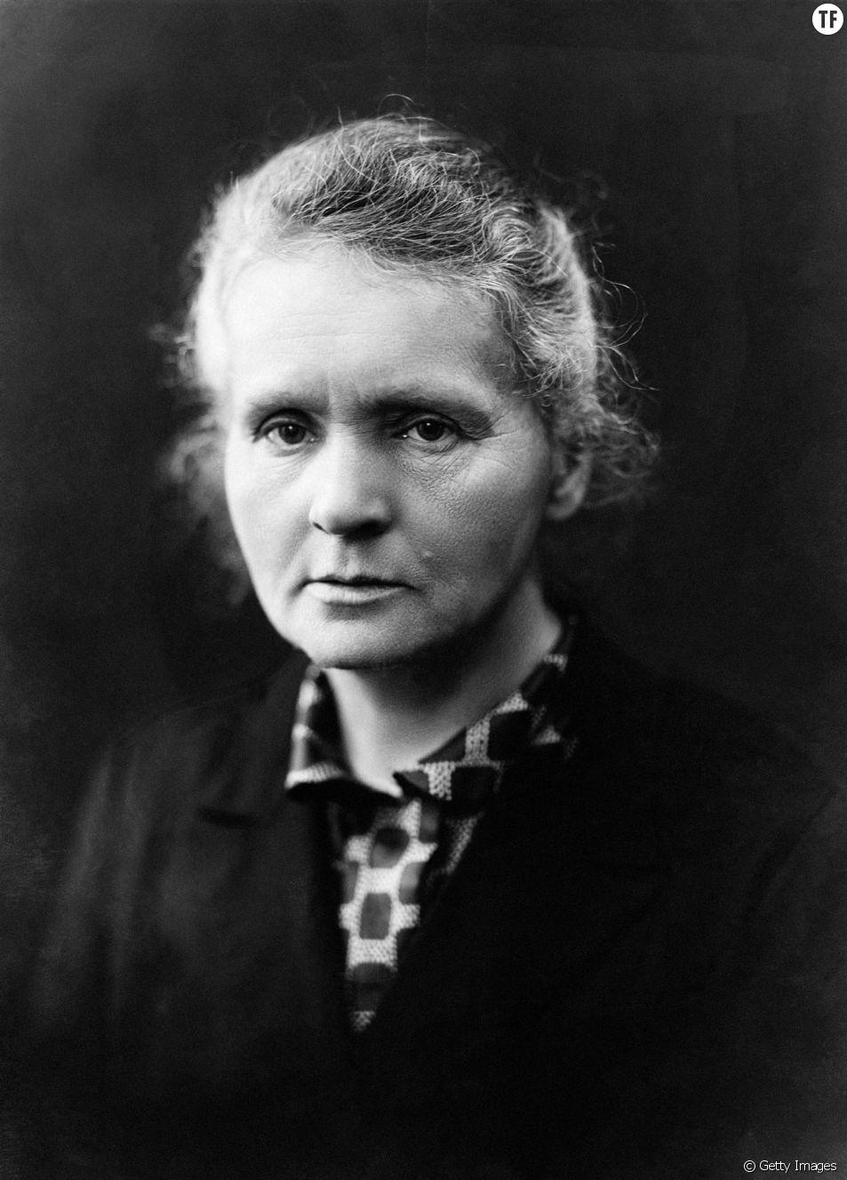 Photo de Marie Curie