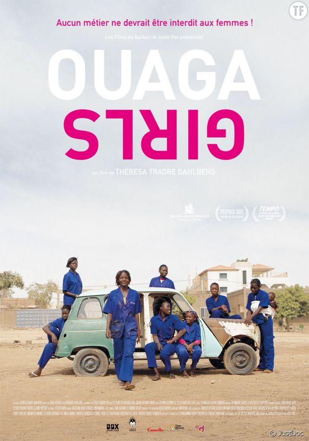 Affiche du film Ouaga Girls