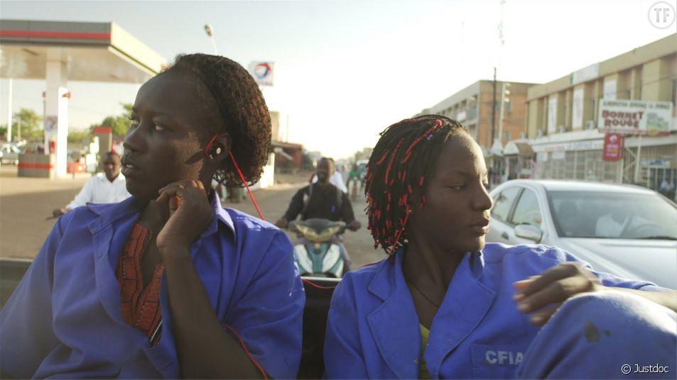 Le documentaire Ouaga Girls