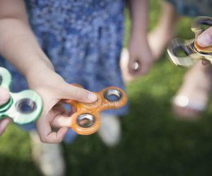 Le hand spinner classé parmi les jouets les plus dangereux