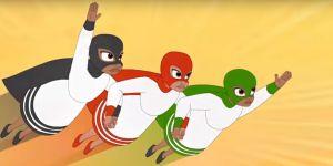"""""""Tibeb girls, le dessin-animé qui encourage les jeunes Éthiopiennes à devenir des héroïnes"""