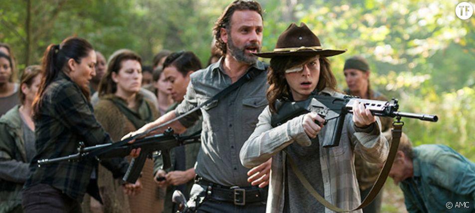The Walking Dead saison 8 : l'épisode 12 en streaming VOST