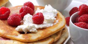 La recette inratable des pancakes à la framboise