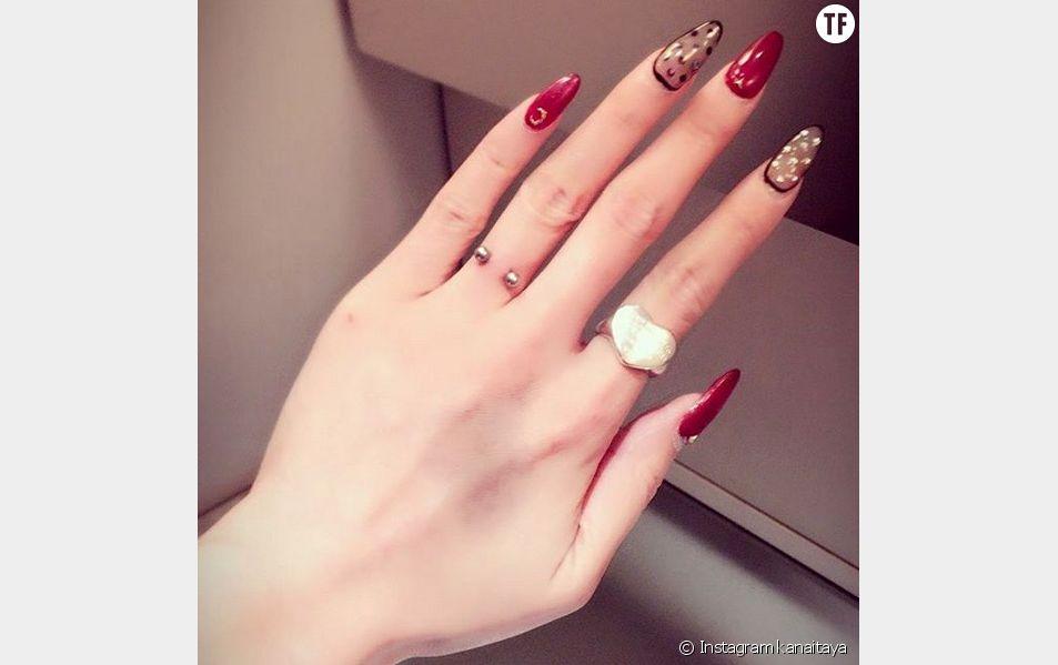 Le piercing de fiançailles est la nouvelle tendance mariage.