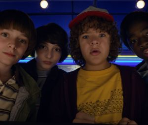"Les enfants de ""Stranger Things""."