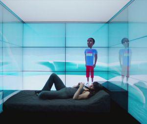 """""""Black Mirror"""" est une série de dystopies."""