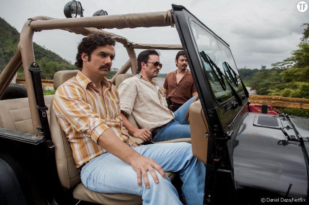 """""""Narcos"""" est l'une des séries Netflix les plus populaires."""